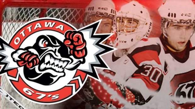 Ringette Night at the Ottawa 67's – Friday, November 27 – deadline to order tickets is Wednesday, October 28
