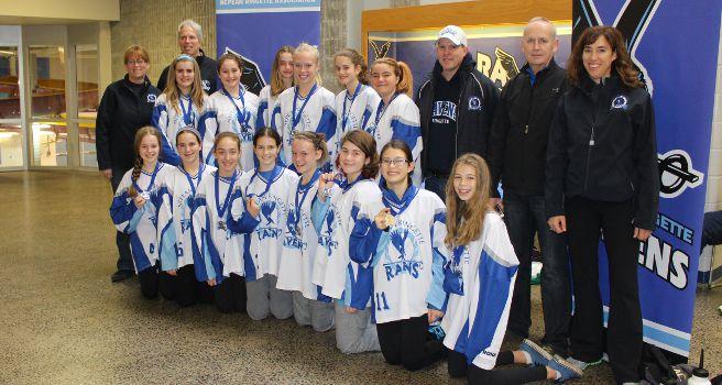 2014 Nepean Tournament Tween B Gold Medal