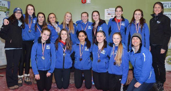 2015 WORA Tournament Junior A Silver Medal