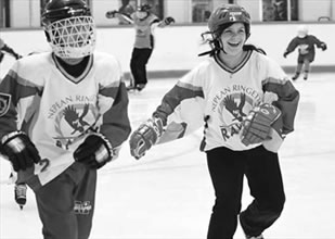 Nepean Ringette conditioning schedules