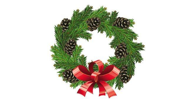 Junior AA Christmas Wreath Fundraiser