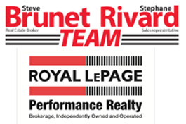 BRUNET RIVARD & Associates of Royal LePage Performance Realty Inc